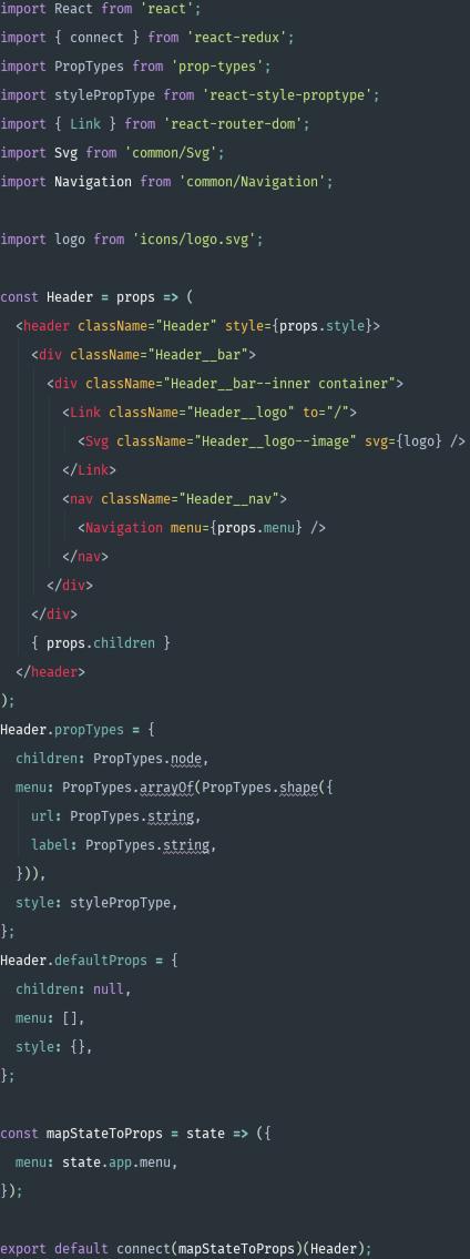 Development - code