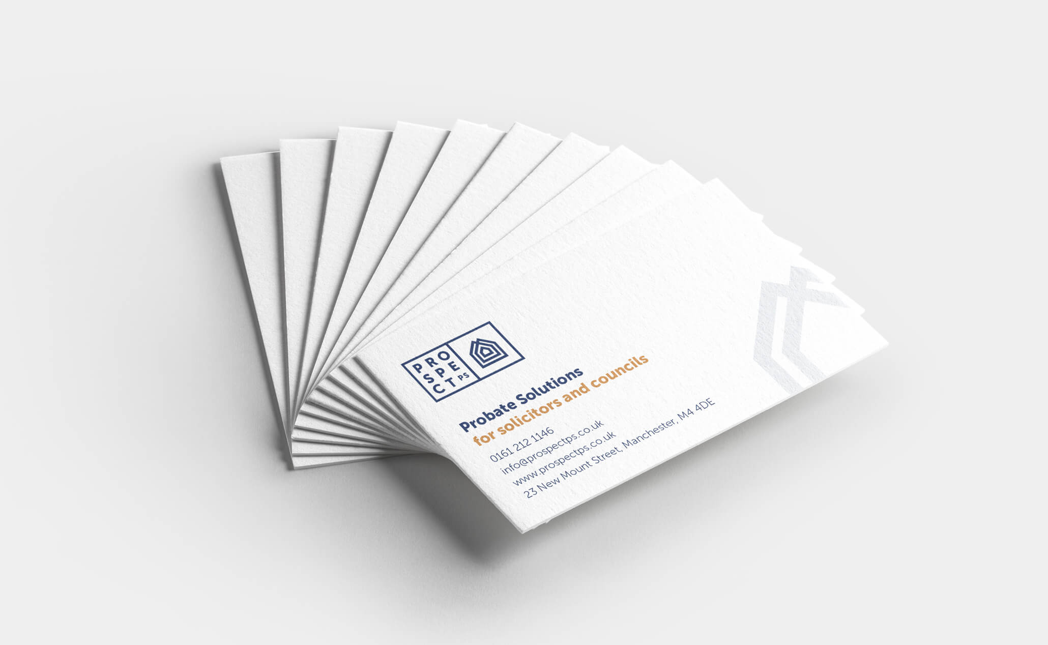 ProspectPS - business cards