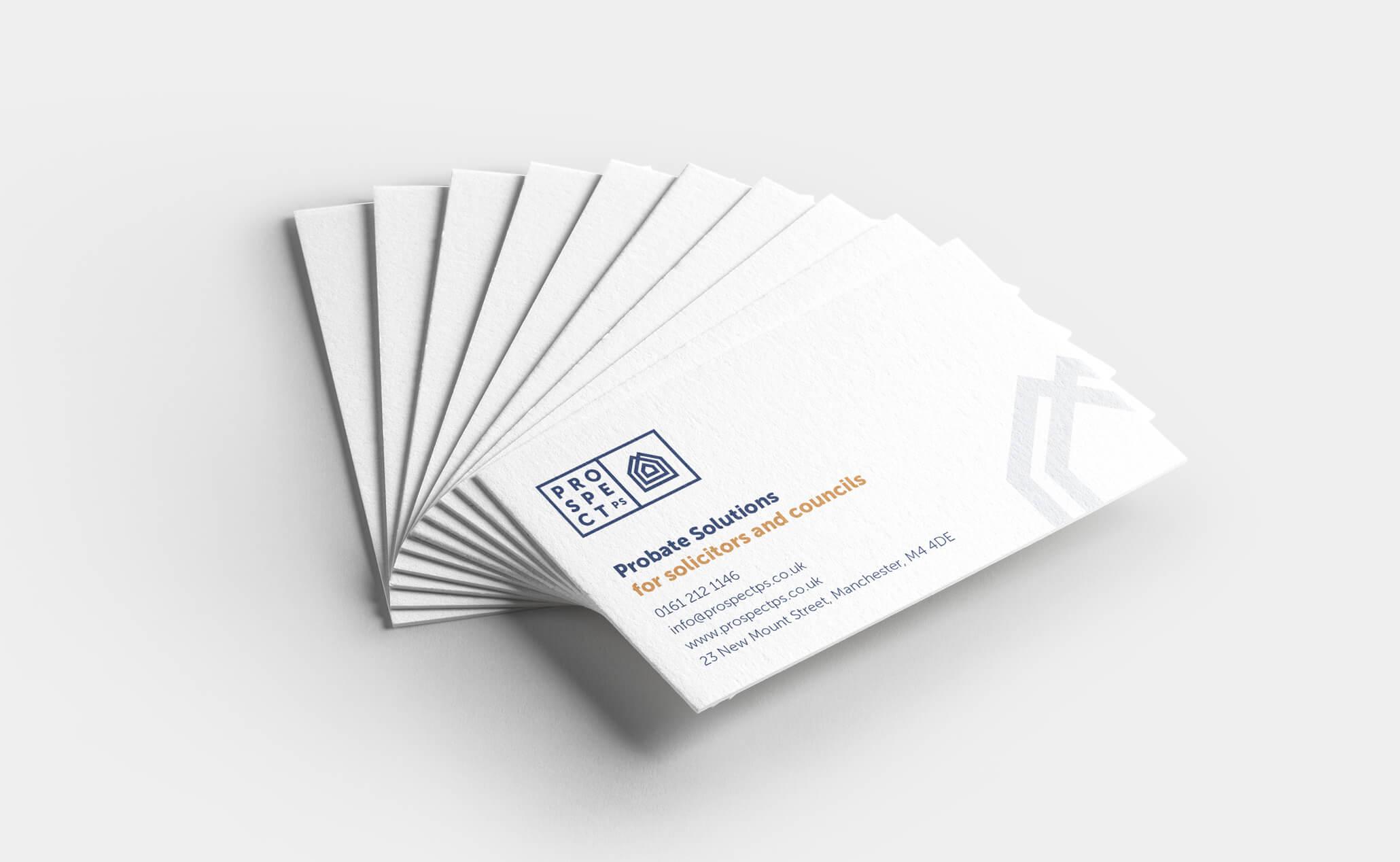 ProspectPS - business cards