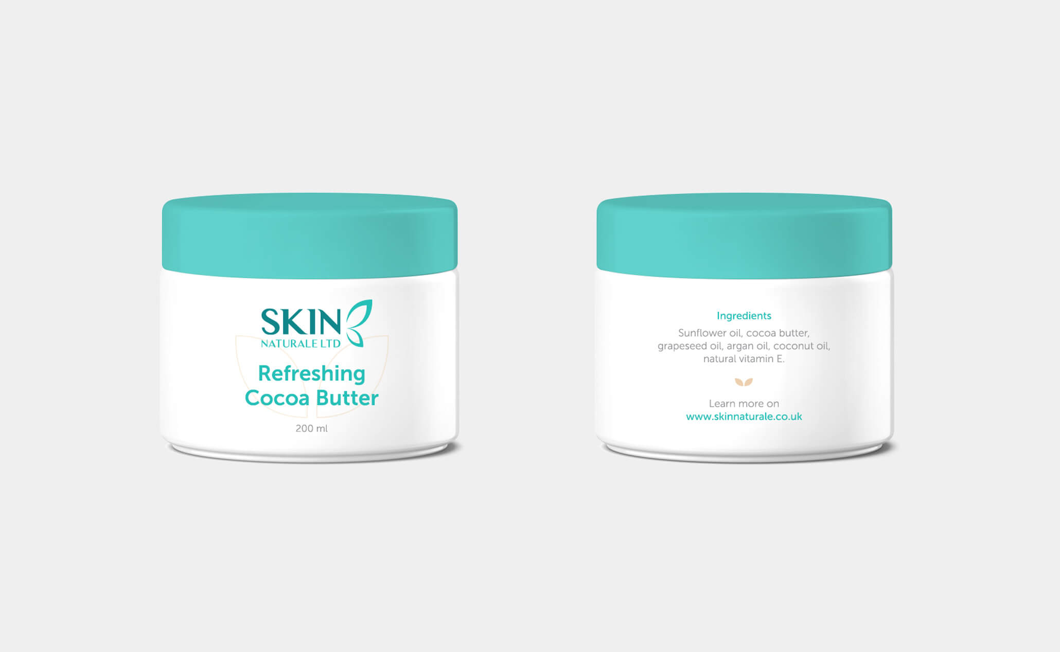 Skin Naturale - product packaging